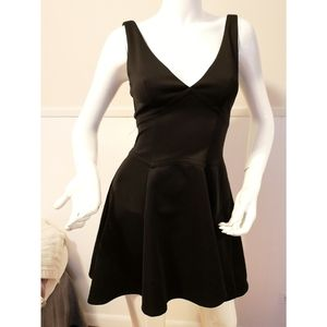 Forever 21 black dress size xs